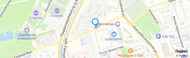 улица Богородский Вал