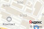 Схема проезда до компании Евро-Карго в Москве