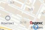 Схема проезда до компании ПТК в Москве
