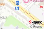 Схема проезда до компании Белобувь-гамма в Москве