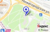 Схема проезда до компании ТД ВОЗРОЖДЕНИЕ в Москве