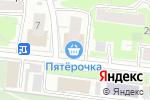 Схема проезда до компании Молот в Москве