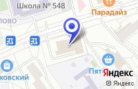 Схема проезда до компании ОТДЕЛЕНИЕ № 3 МОСКОВСКОЕ ГЛАВНОЕ ТЕРРИТОРИАЛЬНОЕ УПРАВЛЕНИЕ в Москве