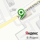 Местоположение компании Тулстрой-Снабжение