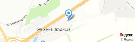 Околица на карте Москвы