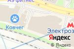 Схема проезда до компании Загораем в Москве