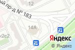 Схема проезда до компании Comepay в Москве