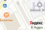 Схема проезда до компании Нагатинский Затон в Москве
