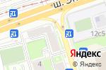 Схема проезда до компании Керамогранит в Москве