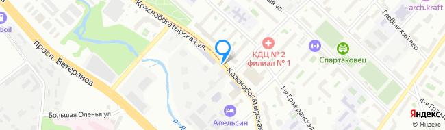 Краснобогатырская улица