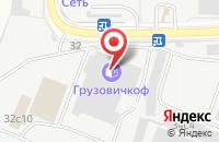 Схема проезда до компании Техстроймонтаж в Москве
