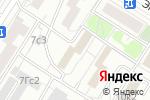 Схема проезда до компании Научно-практический центр детской психоневрологии в Москве