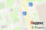 Схема проезда до компании Электрик круглосуточно в Москве
