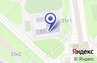 Схема проезда до компании ТИСЭ в Москве