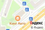 Схема проезда до компании Киоск по продаже лотерейных билетов в Москве