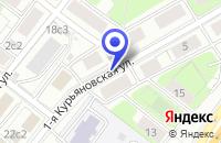 Схема проезда до компании АПТЕЧНЫЙ ПУНКТ КУРЬЯНОВО в Москве
