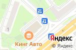 Схема проезда до компании Триал-Спорт в Москве