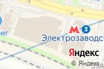 Схема проезда до компании Lapsi в Москве