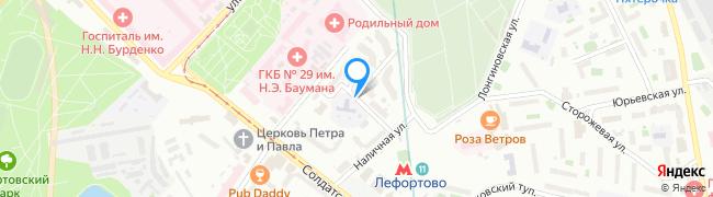 улица Синичкина 1-я