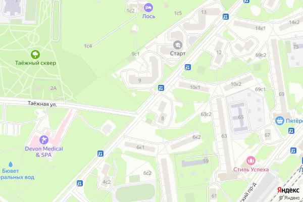 Ремонт телевизоров Улица Челюскинская на яндекс карте