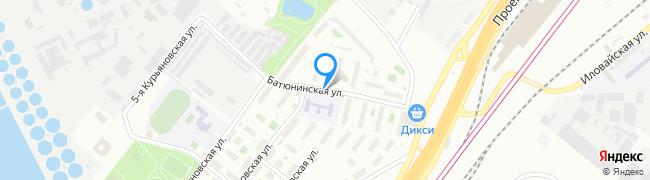 Батюнинская улица