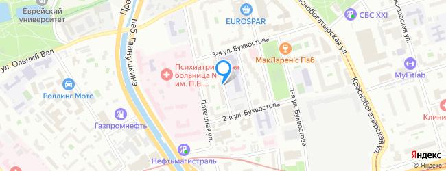 переулок Зборовский 1-й