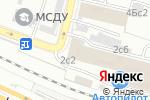 Схема проезда до компании ПростоУдиви в Москве