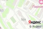 Схема проезда до компании Стройэнергомонтаж в Москве