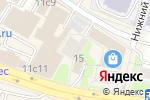Схема проезда до компании Бухучет и Право в Москве