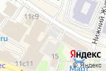 Схема проезда до компании Кто есть Кто в Москве