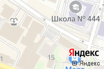 Схема проезда до компании Prophotograf в Москве