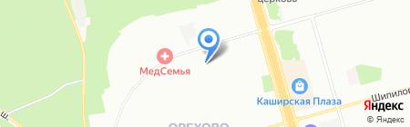 Дом быта на ул. Маршала Захарова на карте Москвы