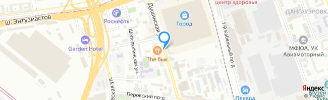 Душинская улица