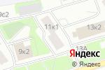 Схема проезда до компании Тренер-Фигурное катание Орехово в Москве