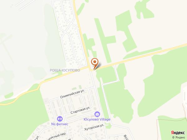 Остановка Юсупово (Московская область)