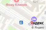 Схема проезда до компании Комфорт Климат в Москве