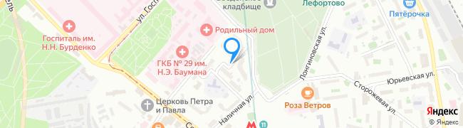 улица Княжнина
