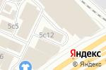 Схема проезда до компании Московская мебельная фабрика в Москве