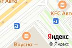 Схема проезда до компании Детский Мир в Москве