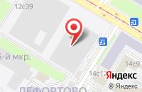 Схема проезда до компании Общество С Ограниченной Ответственностью Мастервижн в Москве