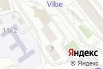 Схема проезда до компании Эконом-ателье на ул. Маршала Захарова в Москве