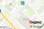 Схема проезда до компании Smeg в Москве