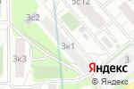 Схема проезда до компании ЭкспоГрупп в Москве