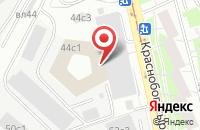 Схема проезда до компании Луч Надежды в Москве