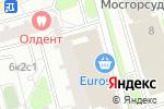 Схема проезда до компании Магазин компакт-дисков в Москве