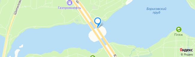 Нижний Борисовский мост
