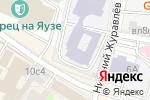 Схема проезда до компании Средняя общеобразовательная школа №446 с углубленным изучением экологии в Москве
