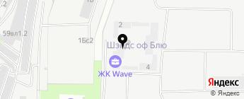 Портал Авто на карте Москвы