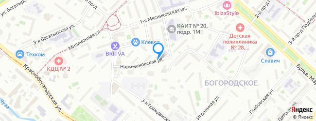 Наримановская улица