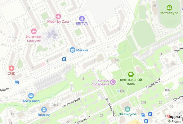 жилой комплекс Клубный